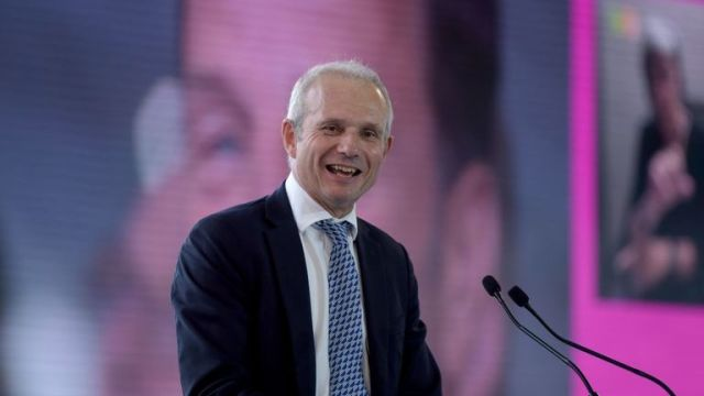 David Lidington is active in the group of rebel MPs