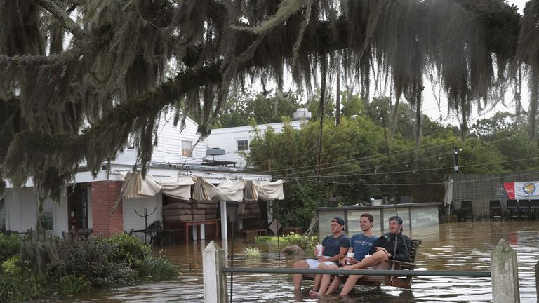 Relief in New Orleans but authorities warn Storm Barry is ...