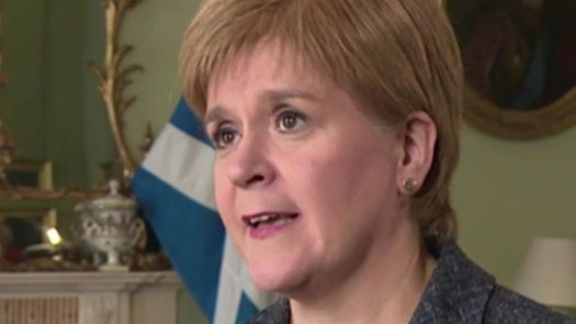 SNP leader and first minister of Scotland Nicola Sturgeon said government attempts to prorogue parliament would be 'outrageous'
