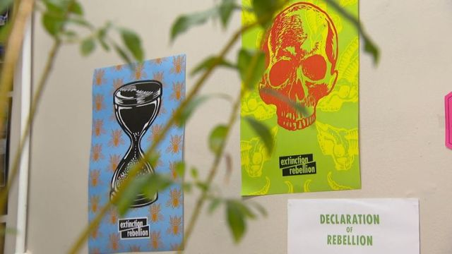 Extinction Rebellion has been given a residency at key fringe venue