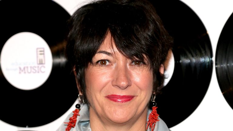 Ghislaine Maxwell attends the ETM 2014 Children's Benefit Gala at Capitale on May 6, 2014 in New York City