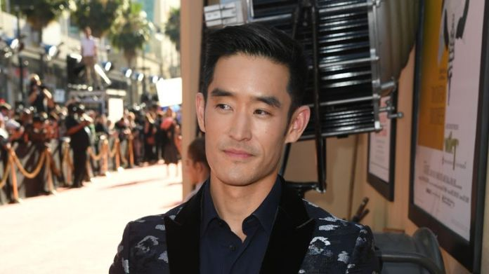 The martial artist is portrayed in the movie by actor Mike Moh