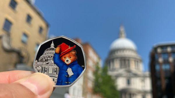 paddington bear 50p coins # 67