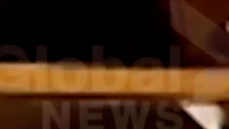 Video shows Canadian PM Justin Trudeau in blackface