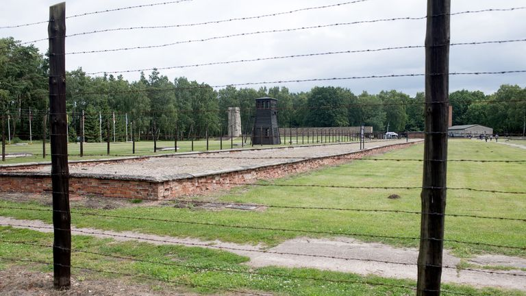 The Stutthof concentration camp was one of the last to be liberated