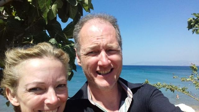 Chris, 58 and Susanna Naylor, 54 were killed in the crash