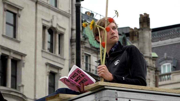 People from all walks of life have joined Extinction Rebellion