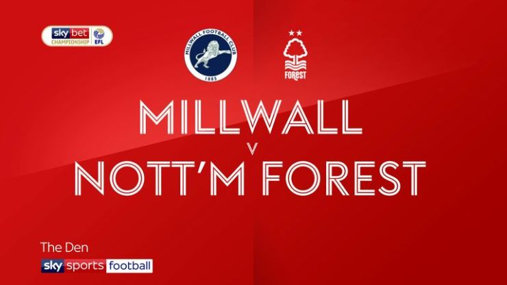 Match Report - Millwall 2 - 2 N Forest 5