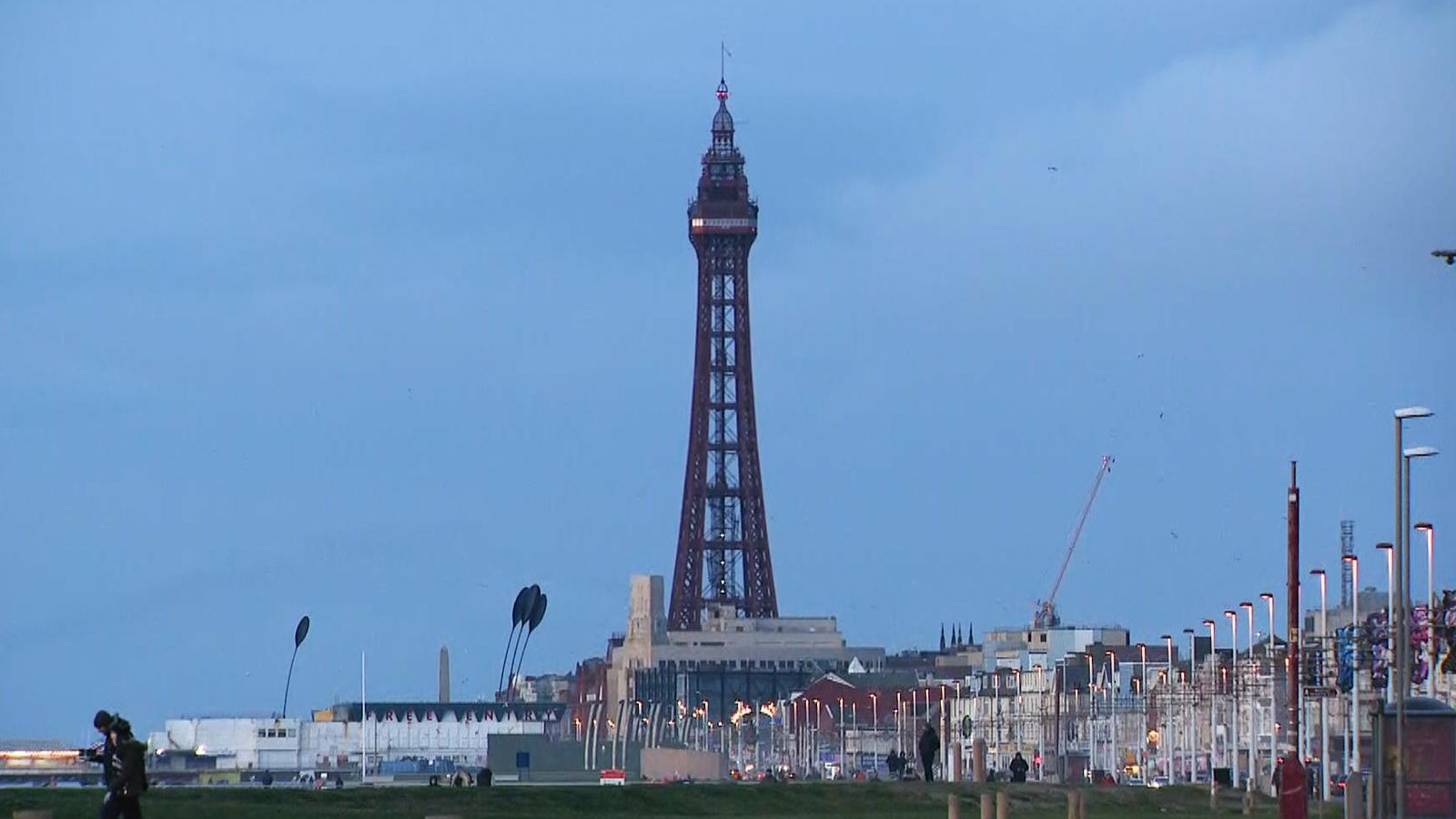 "Blackpool is the ""toughest"" place to be a girl in the UK, according to a UK News study"