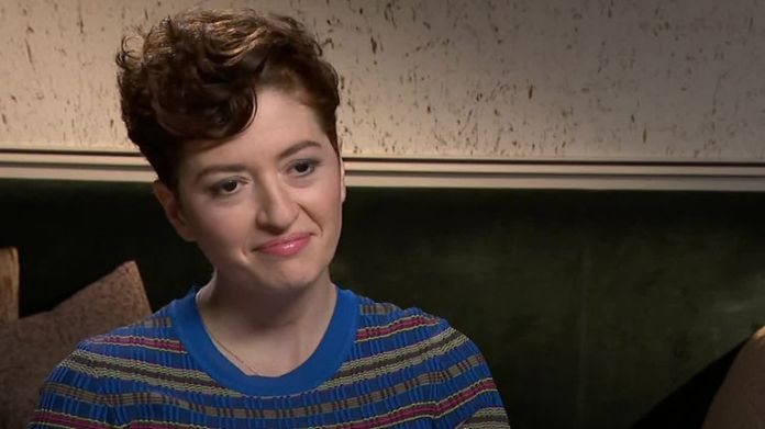 Marielle Heller, director of A Beautiful Day in the Neighbourhood speaks to Sky News about the upcoming Oscar nominations