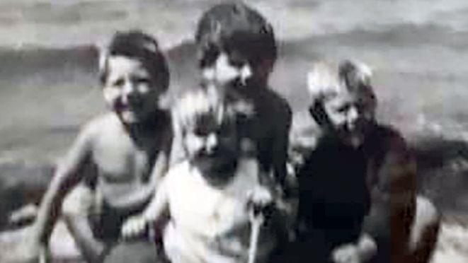 Cheryl was out swimming with her brothers when she was kidnapped. Pic: New South Wales Police