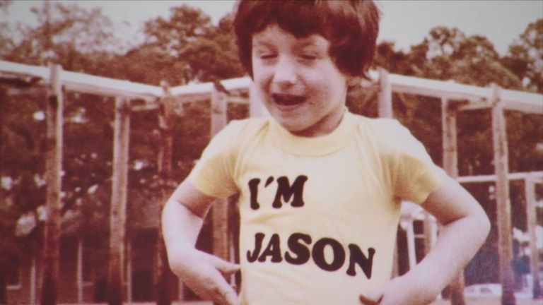 Jason Thomson died at the age of 43. He had been trapped in one of the safe hospitals for eight years
