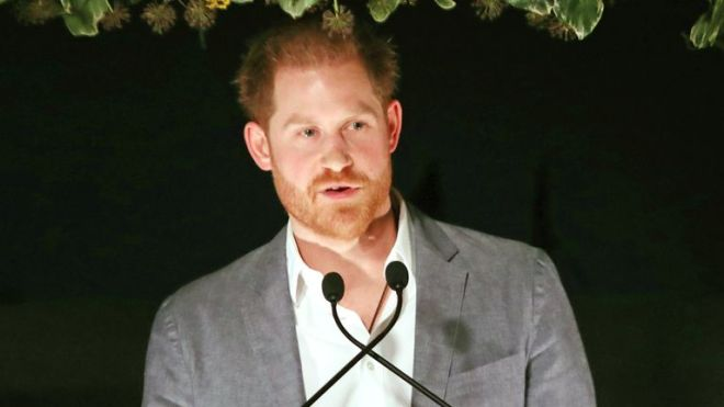 Harry explains why he had to walk away from royal life - but it's not the deal he wanted