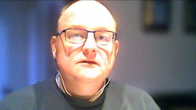 Professor Mark Fielder is a medical microbiologist