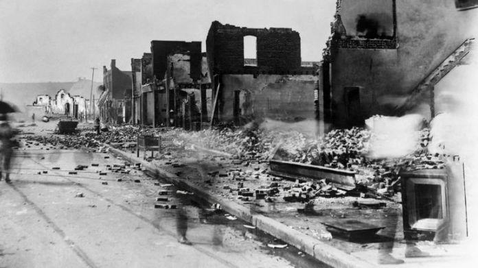 massacre of Tulsa