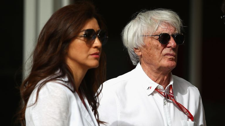 Bernie Ecclestone is a dad again - 65 years after his first child ...