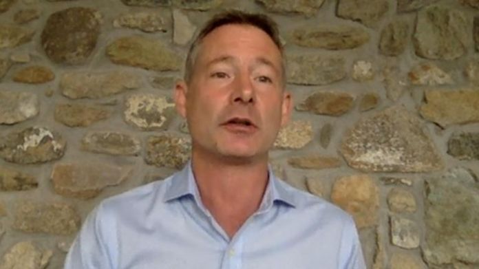 MANAGING DIRECTOR OF TUI UK AND IRELAND - ANDREW FLINTHAM
