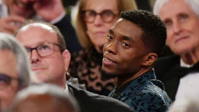 Chadwick Boseman attends the 47th AFI Life Achievement Award honoring Denzel Washington at Dolby Theatre on June 06, 2019 in Hollywood, California. (Photo by Amy Sussman/Getty Images for WarnerMedia) 610507
