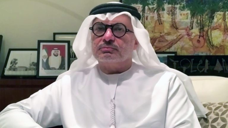 Dr Anwar Gargash, UAE Minister of State for Foreign Affairs