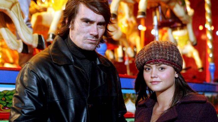 'Emmerdale' Jeff Hordley et Jenna-Louise Coleman 2006