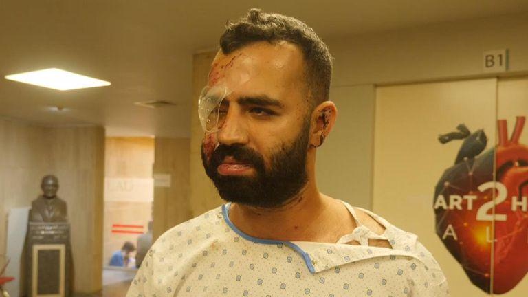 Beirut explosion victim