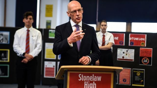 John Swinney has faced calls to resign