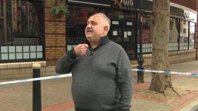 Birmingham stabbing