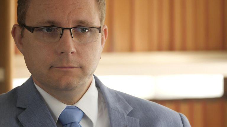 Hans Christian Wolters, Braunschweig Prosecutor