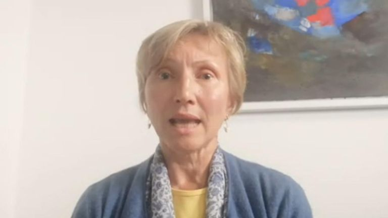 Widow of former KGB agent Alexander Litvinenko, Marina says 'it looks like this regime can do whatever they want' as the German government said hospital results show Alexei Navalny was
