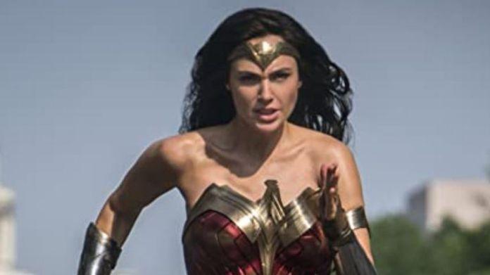 Warner Brothers Wonder Woman 1984 25 December