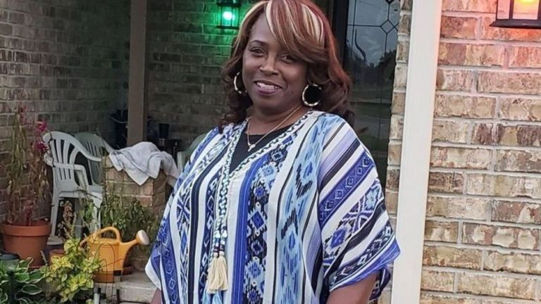 Over $145k has also been raised online for unemployed grandmother Jenise Jones. Pic: GoFundMe