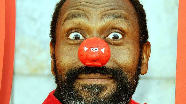 Sir Lenny Henry says he is 'proud' the organisation is making changes
