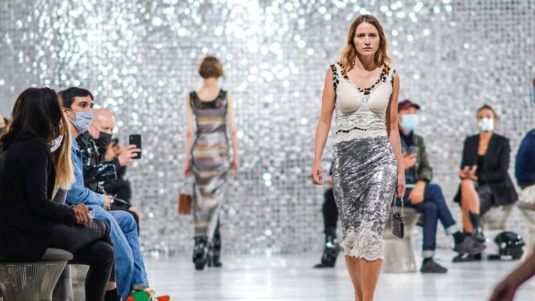 Paris Fashion Week is taking place in the city this week