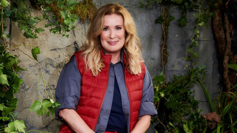 I'm A Celebrity... Get Me Out Of Here! Beverley Callard. Pic: ITV