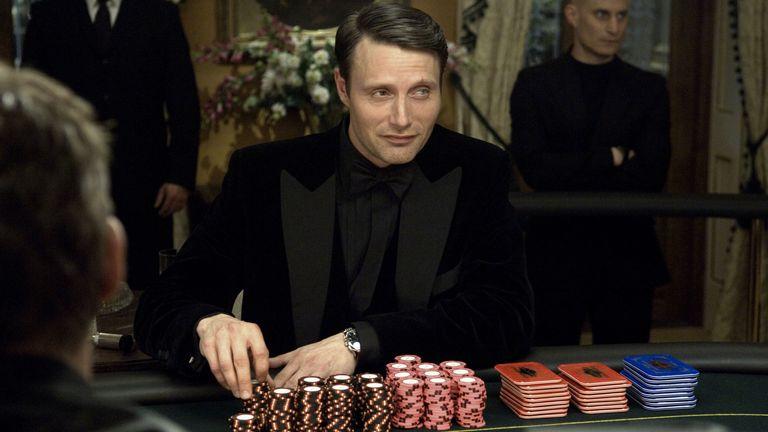 Mads Mikkelsen as Le Chiffre in Casino Royale. Pic: Eon/Danjaq/Sony/Kobal/Shutterstock