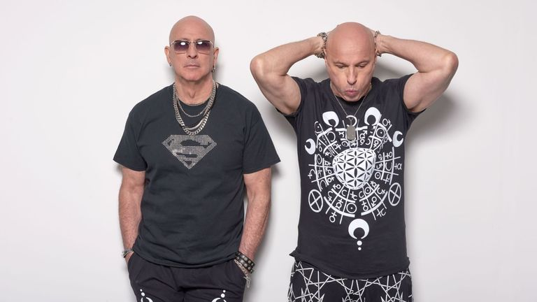 Right Said Fred - Richard and Fred Fairbrass