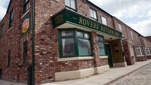 Coronation Street would be in Tier 3, a minster has said