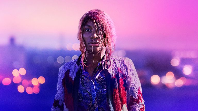 Michaela Coel as Arabella in I May Destroy You. Pic: BBC/Various Artists Ltd and FALKNA/Natalie Seery