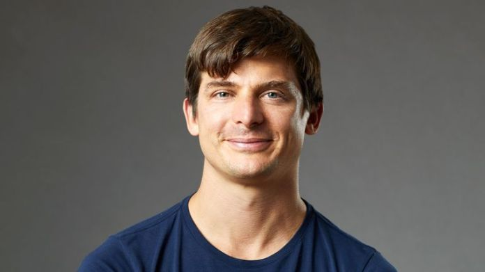 Josh Tetrick, CEO and co-founder of Eat Just.  Pic: Just eat