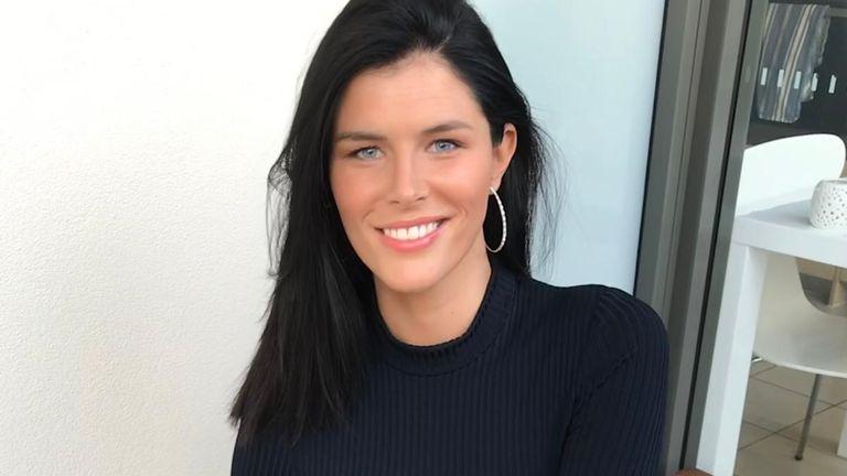 Anastasia McLean says she found it hard to meet people