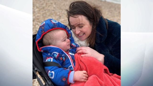 'I was lost and I just felt my kids were better off without me,' Kirsty Smillie says