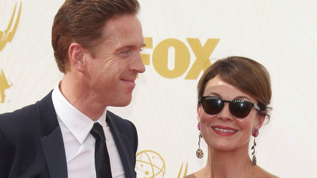 Helen McCrory joked about husband Damian Lewis moving on and having 'lots of girlfriends' thumbnail