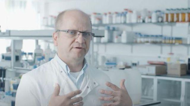 Professor Imre Berger