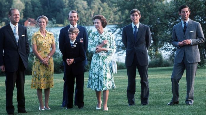 The Royal Family in Montreal, Canada. Pic: Anwar Hussein