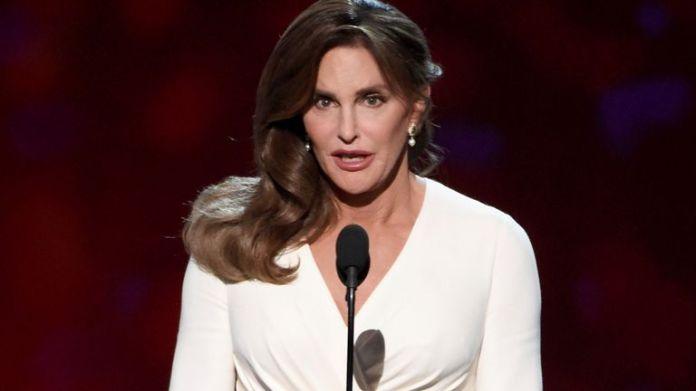 Caitlyn Jenner. Pic: AP