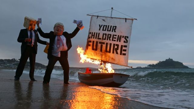 On 5 June, ahead of the G7 summit in Cornwall activists from climate action group, Ocean Rebellion called for world leaders to make sea a priority at talks