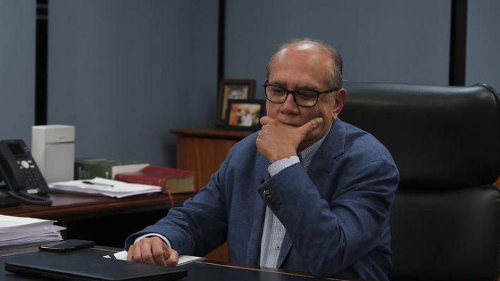 Gilmar Mendes says he warned the president of the impending pandemic in March