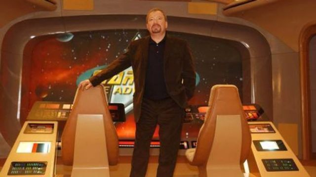 Shatner played Captain Kirk in Star Trek