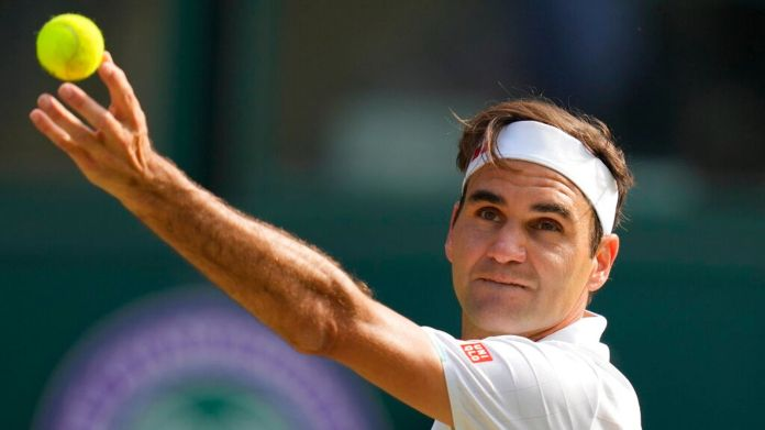 Roger Federer says he is unsure whether he'll ever play at Wimbledon again  after being knocked out | UK News | Sky News