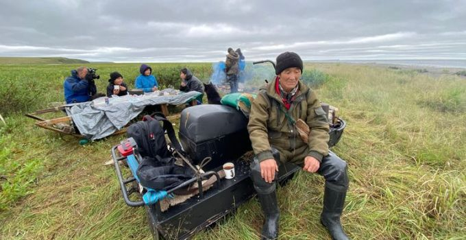 Climate change: The Arctic reindeer herder whose livelihood is threatened by warmer winters   UK News